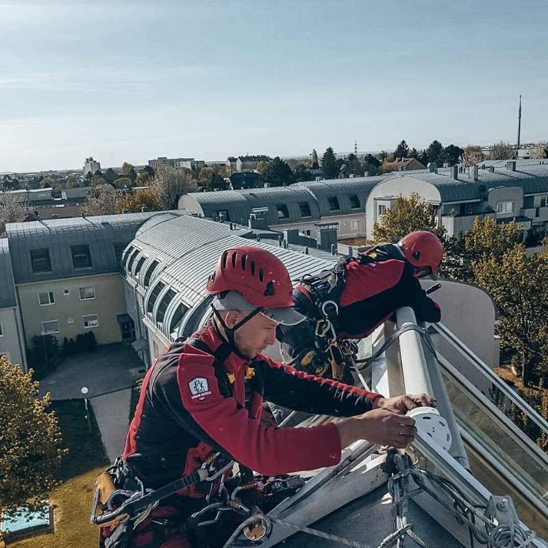 Spengler- und Dachdeckerarbeiten Urban Geckos Wien